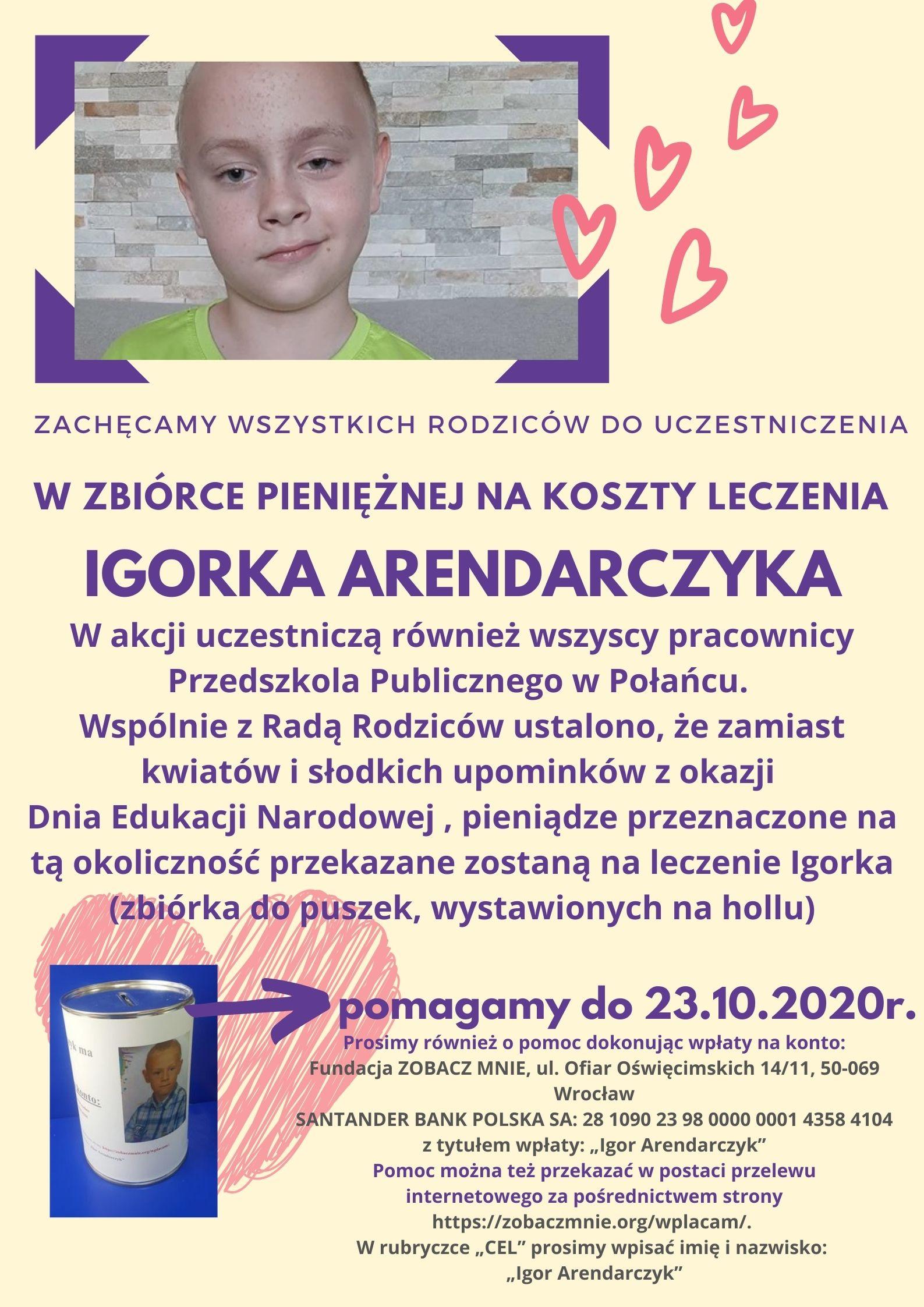 Plakat IGOREK